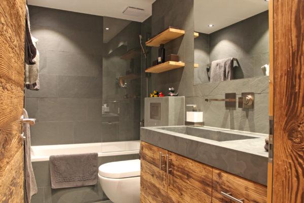 Badezimmermobel Holz
