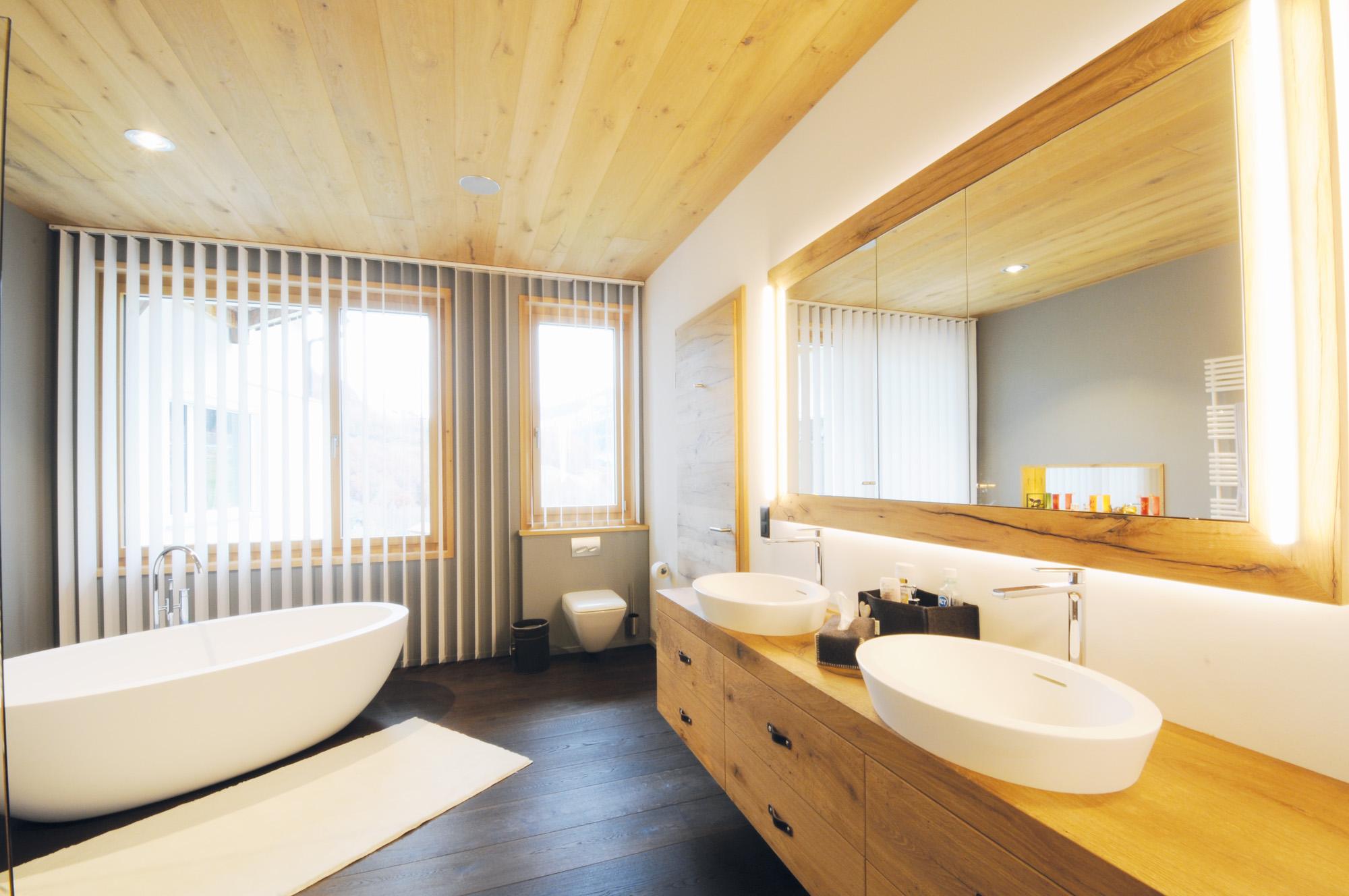 Vitale Badezimmermöbel