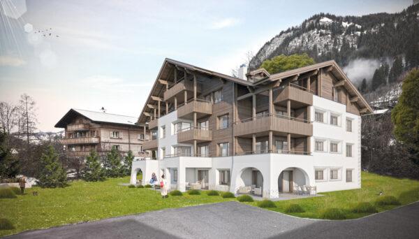 bergchic® Mehrfamilienhaus